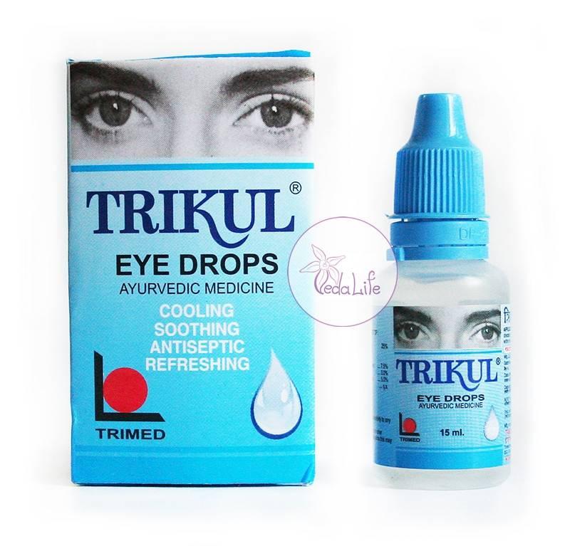 Глазные капли для лечения дальнозоркости
