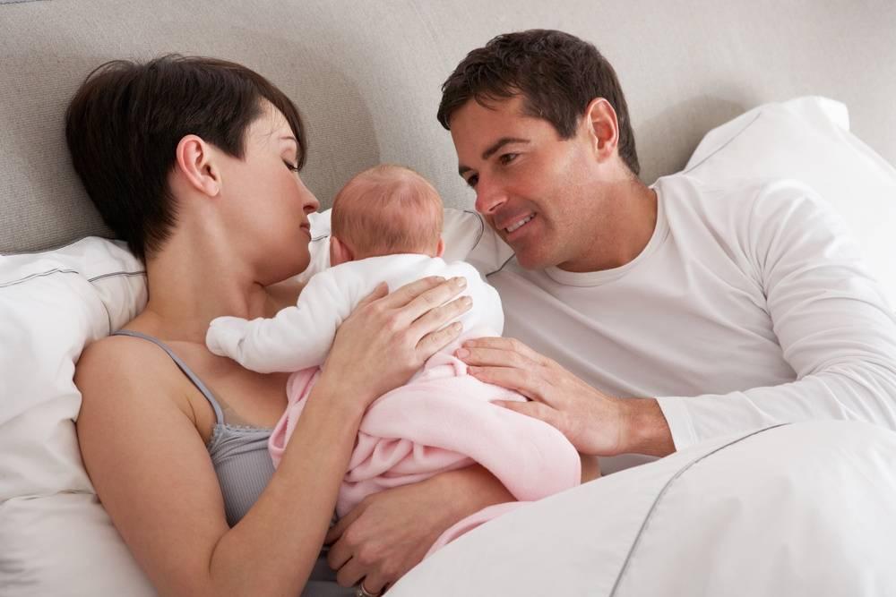Половой акт после родов: когда можно заниматься любовью после родов и примерные сроки