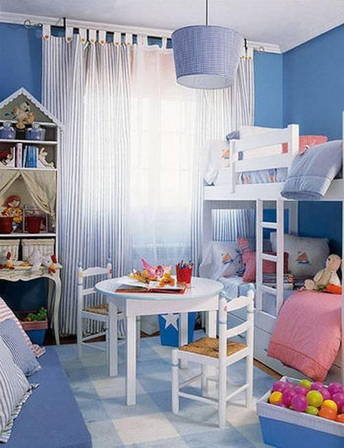 Маленькая детская комната: 125 фото лучших идей оформления и примеры проектирования детской