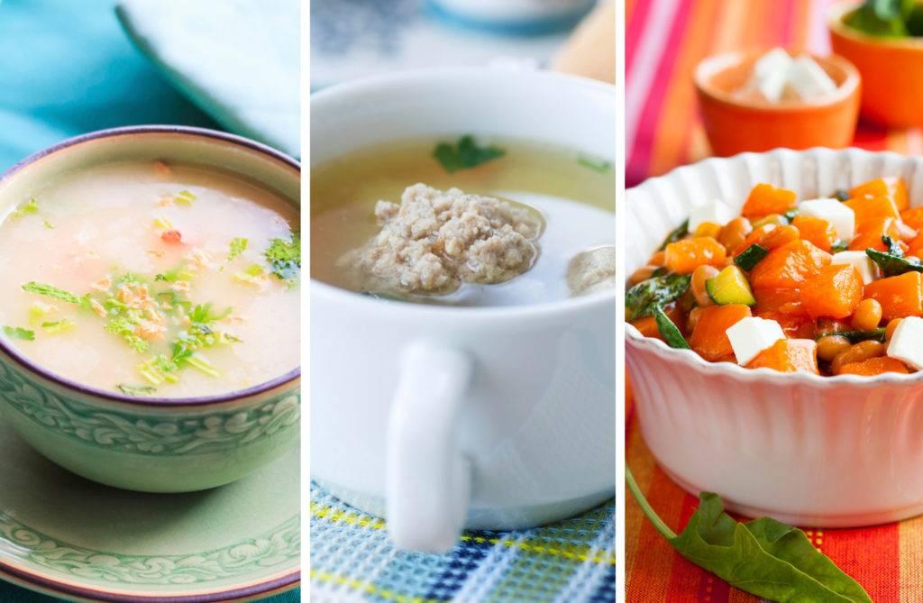 Детские супы — 10 рецептов на каждый день