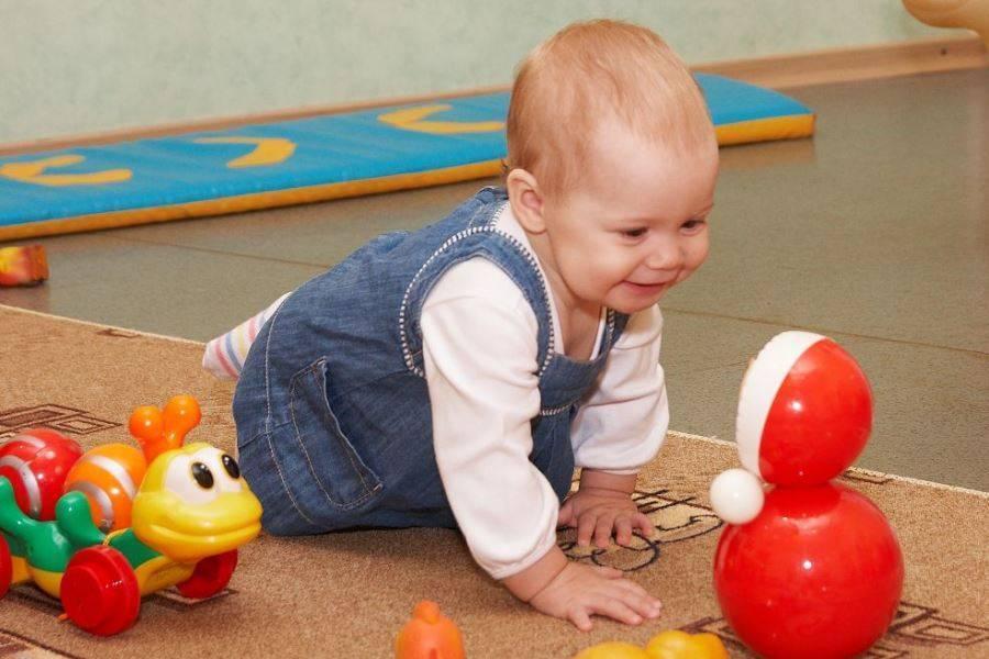 Игры с ребёнком от 2 до 3,5 месяцев