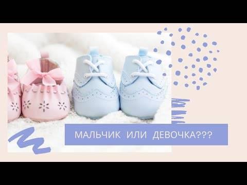 Кто родится - мальчик или девочка? определяем пол ребенка