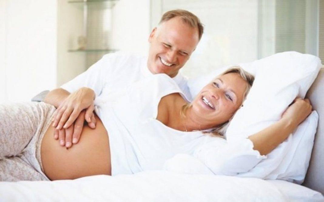 Позднее материнство: плюсы и минусы