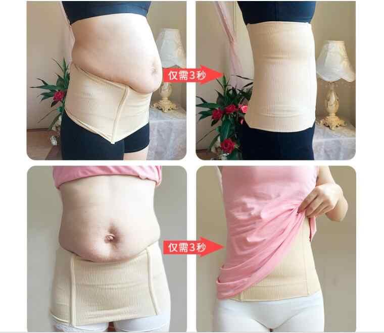 Когда можно подвязывать живот пеленкой и нужно ли перетягивать его сразу после родов?