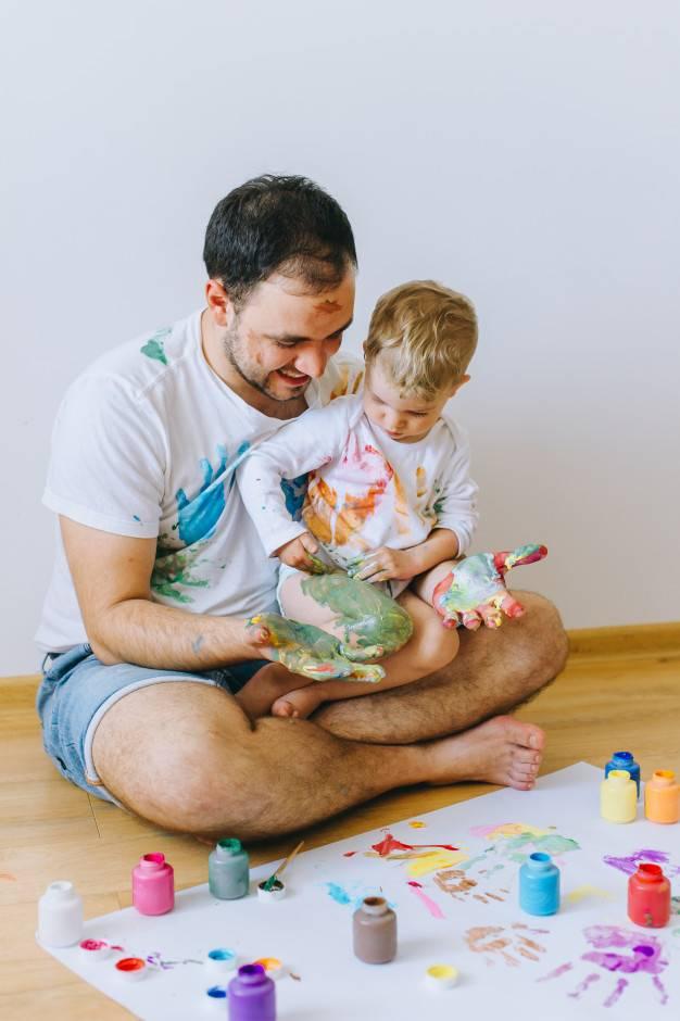 Игры для папы с ребенком. в какие игры может играть папа с ребенком