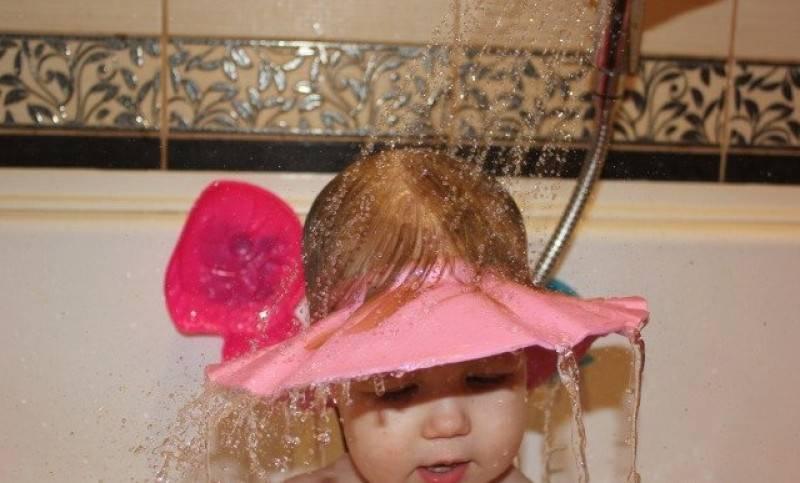 Мама для мам: моем голову ребенку без слез!