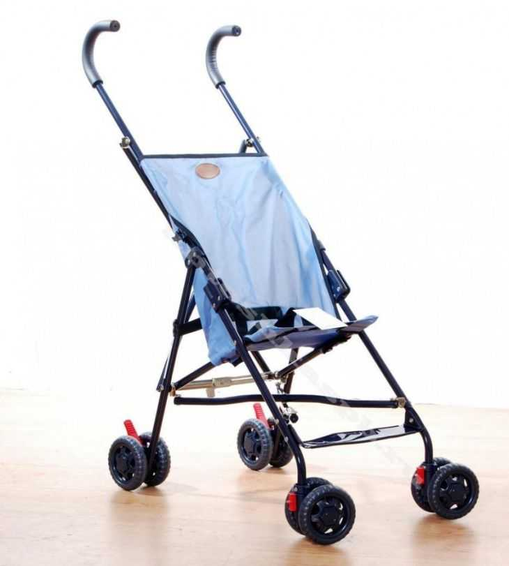 Чем отличается коляска трость от прогулочной коляски