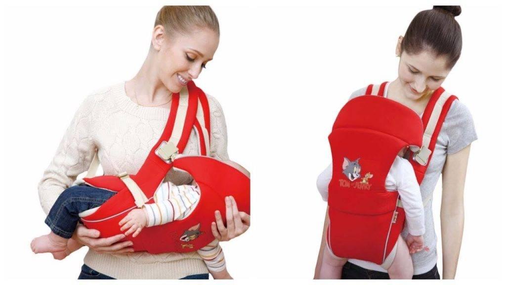 Рейтинг топ 7 лучших рюкзаков-кенгуру для малышей