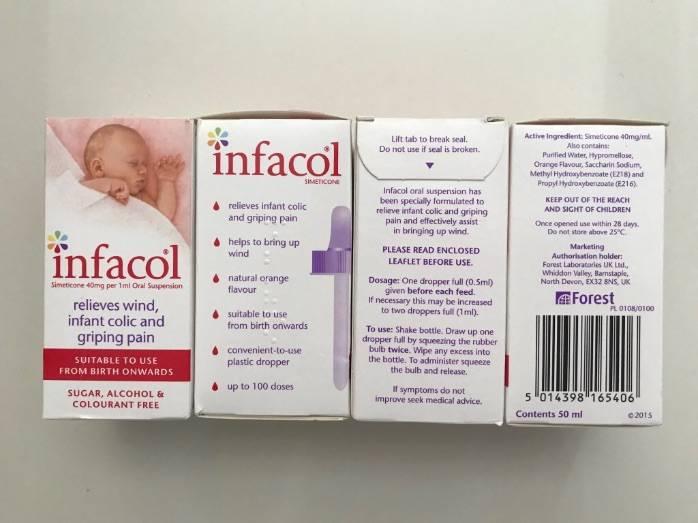 Топ-10 лучших средств от колик для новорожденных