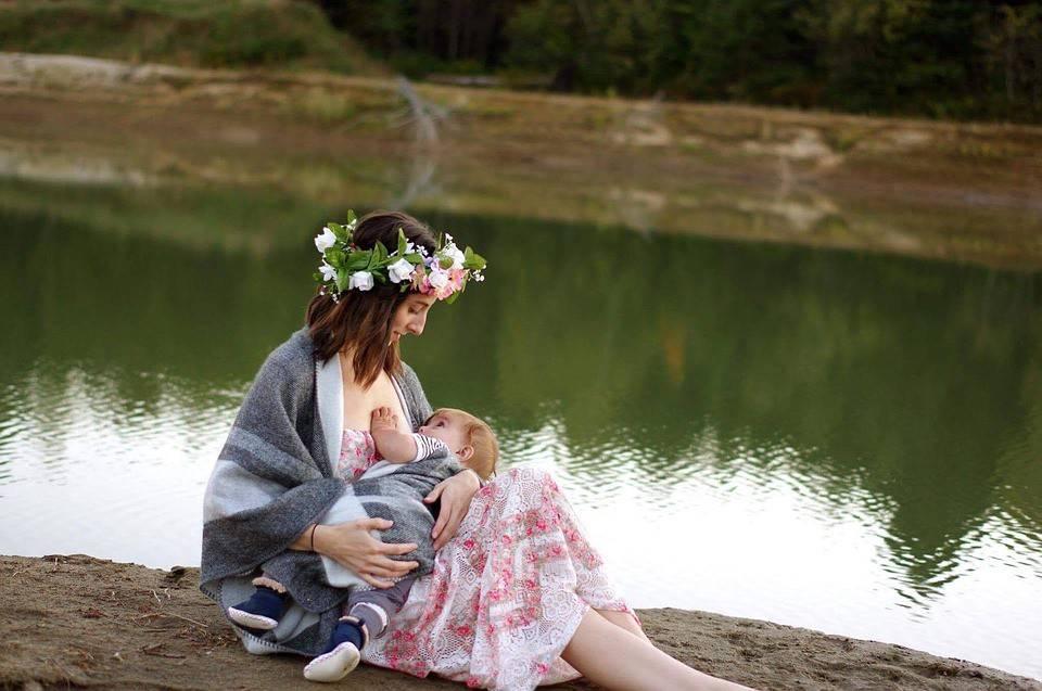 Кормление грудью в 8 лет - страна мам