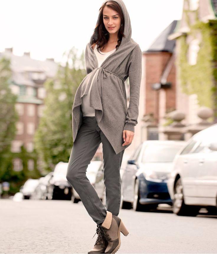 Мода для беременных: как выглядеть стильно и модно во время беременности
