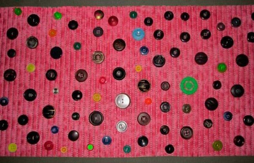 Массажные коврики своими руками для детей — пошаговое изготовление и образцы
