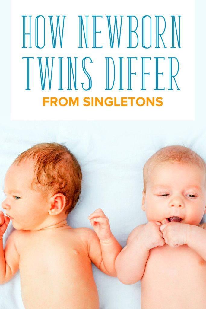 Как правильно воспитывать двойняшек. воспитание близнецов
