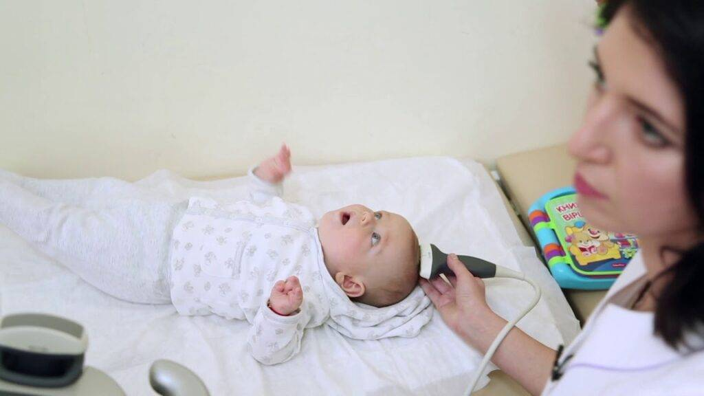 Ультрасонография (нейросонография) головного мозга (усгм) новорожденных, грудничков – медицинский центр «нейросонография»