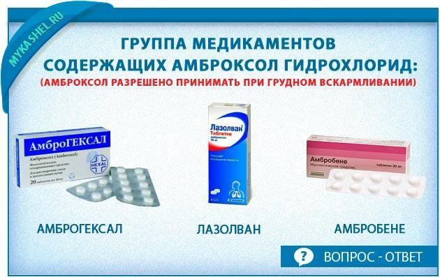 Антибиотики при лактации: не навредят ли они ребенку?