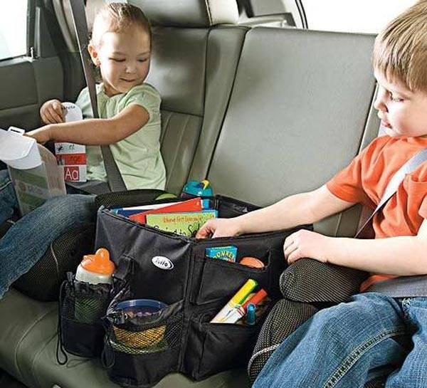 Чем занять ребенка в дороге: 20 интересных способов