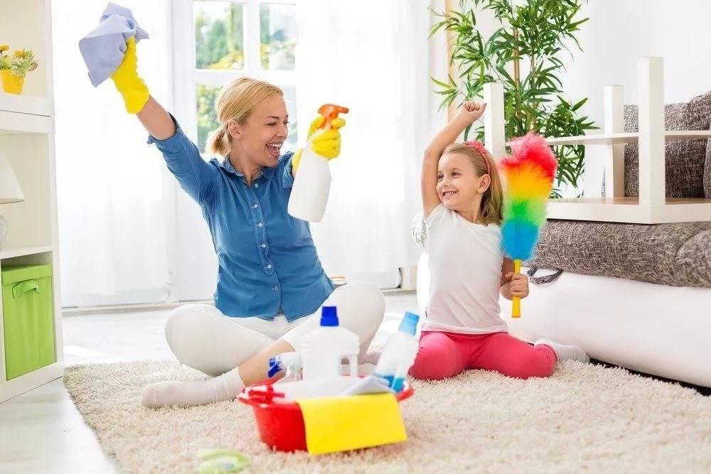 Домашние обязанности детей в семье | что умеет ребенок в разном возрасте