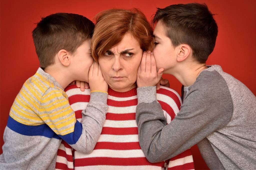 Ребенок ябедничает - советы детского психолога