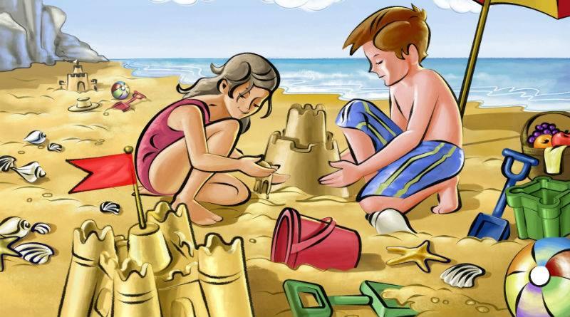 Несколько правил поведения на пляже