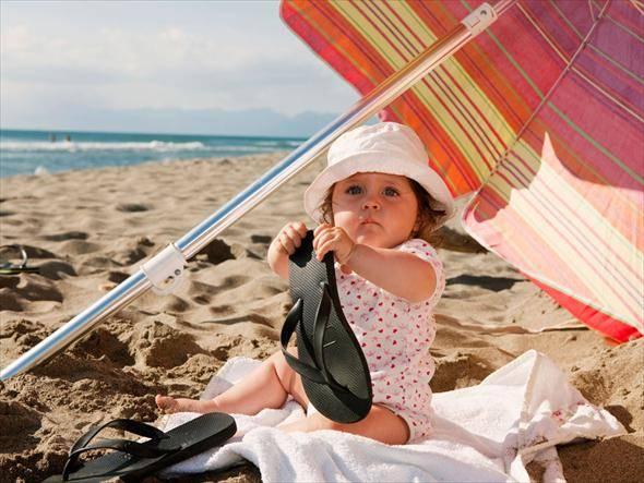 Первое путешествие с маленьким ребенком: личный опыт