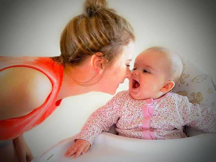 10 способов успокоить плачущего малыша