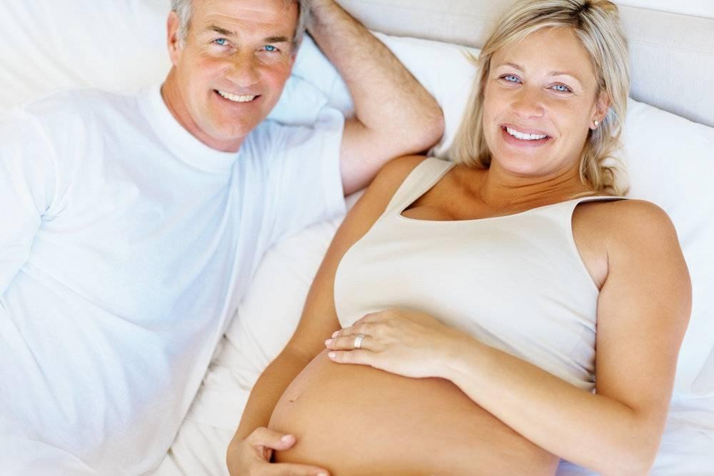 Осложнения беременности