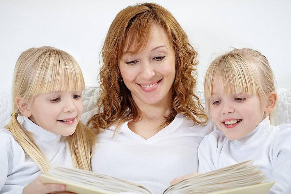 Особенности воспитания близнецов