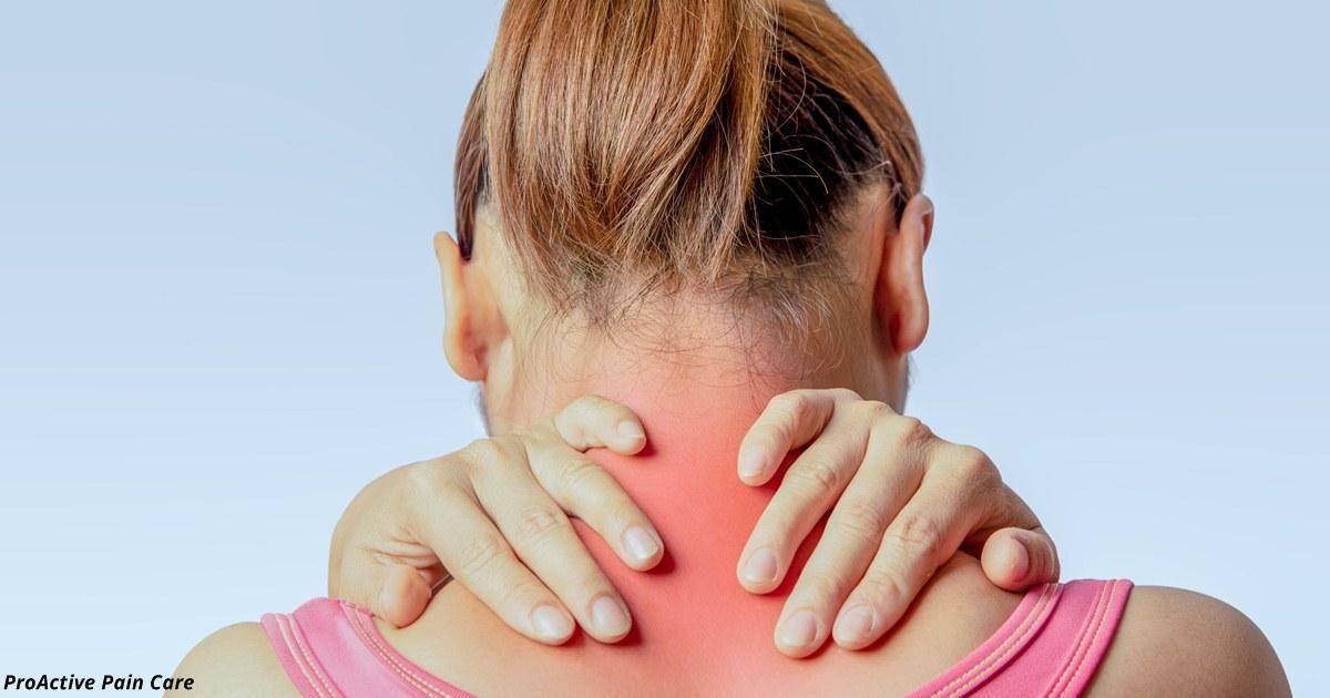 Цервикобрахиалгия (боль в шее с иррадиацией в руку)
