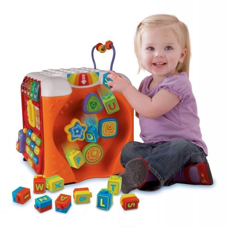 Что подарить ребенку на 1 год - лучшие идеи подарка на годик