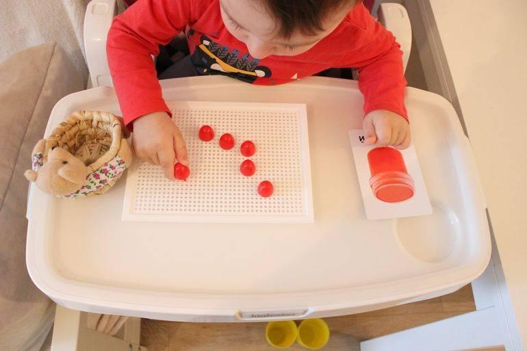 Развивающие игры и занятия для детей от 0 до 1 года