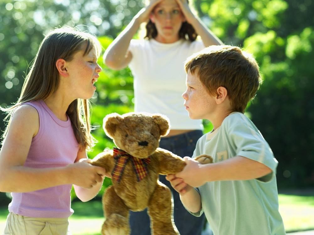 Предотвращение конфликтов между детьми и разрешение конфликтных ситуаций в детском саду