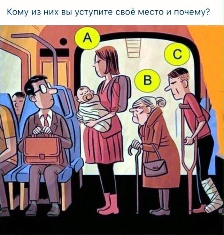 Правила поведения в общественном транспорте для детей средней группы