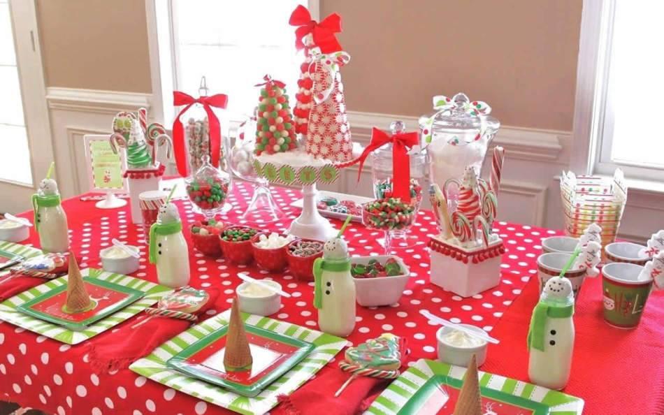 Идеи для детского новогоднего праздника