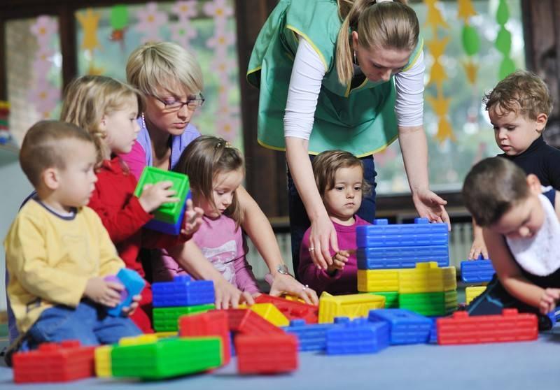 Частный или государственный детский сад? 7 причин для выбора