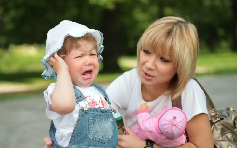 11 советов, как справиться с истериками у ребенка