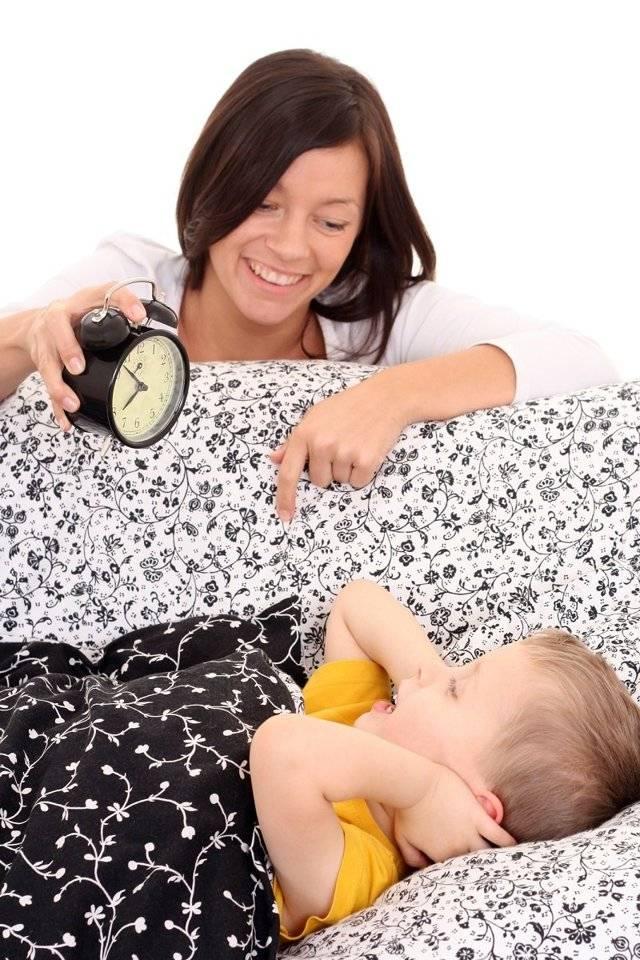 Как будить ребенка в детский сад