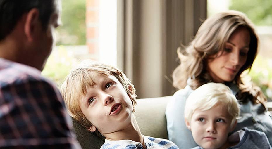 Как обращаться с непослушным ребёнком?