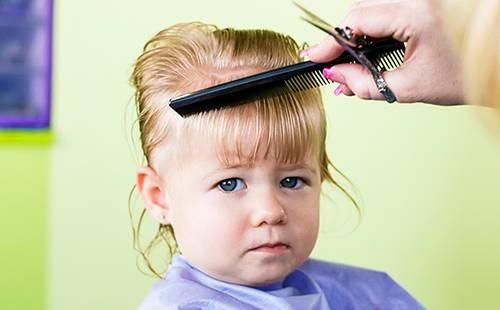 Первая стрижка ребенка: важные моменты домыслы и факты