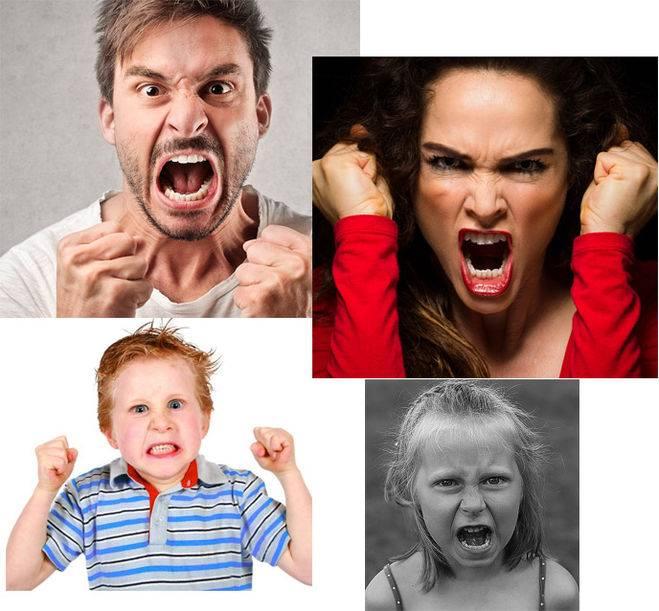 Как вести себя со вспыльчивым ребенком?