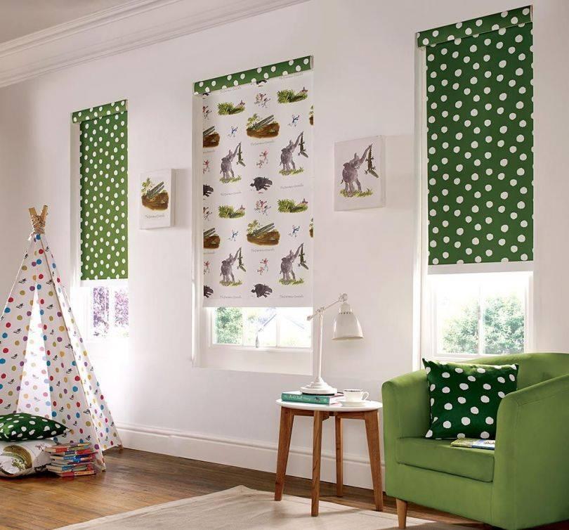 Шторы в детскую комнату для мальчика с примерами на 70 фото