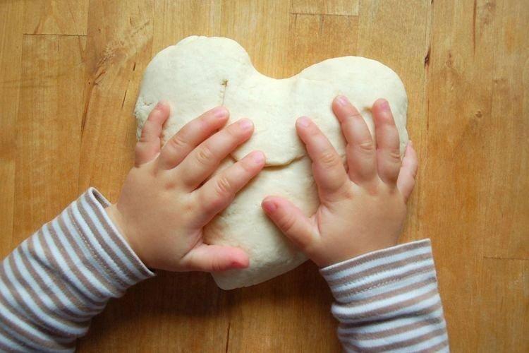 Соленое тесто для лепки – проверенные рецепты