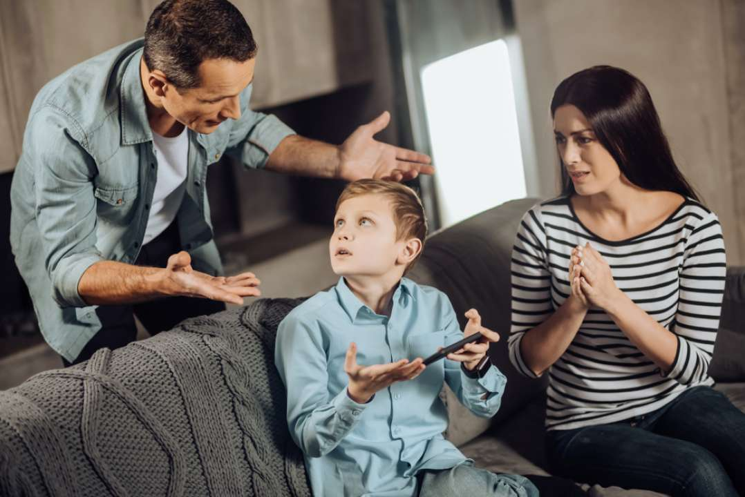 Как научить ребенка просить прощения?- пошаговая психологическая техника