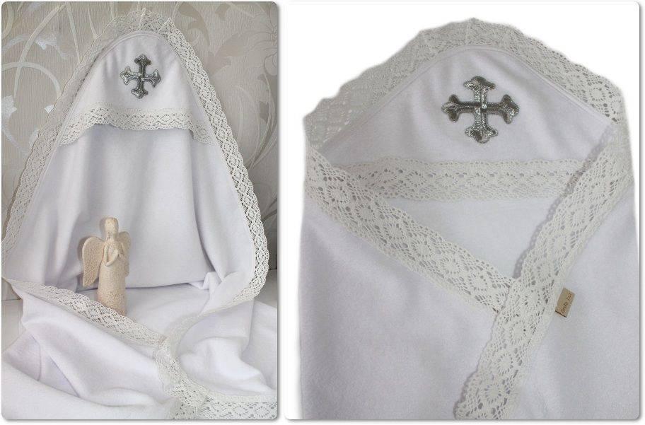 Набор крестильный для девочки: что входит, правила покупки