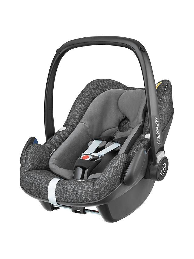 Обзор автомобильного кресла Maxi-Cosi Pebble