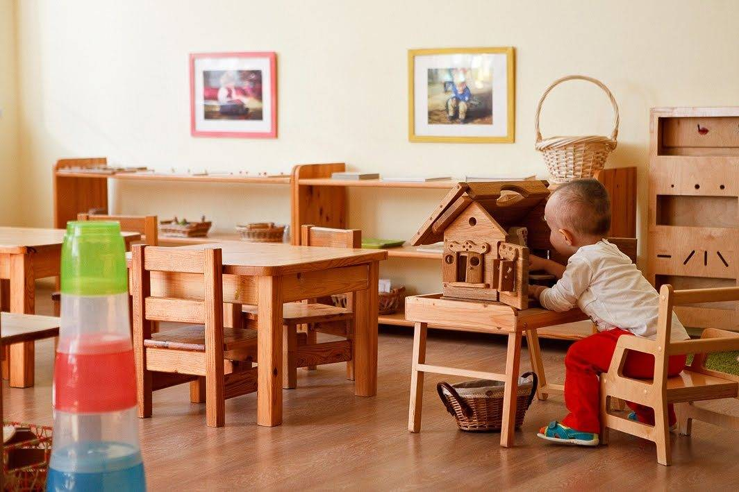 Как устроить монтессори-среду в домашних условиях?