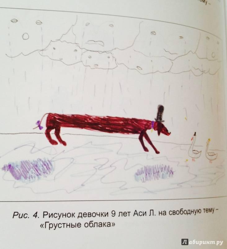 Как выявить психологические проблемы ребенка через рисунки