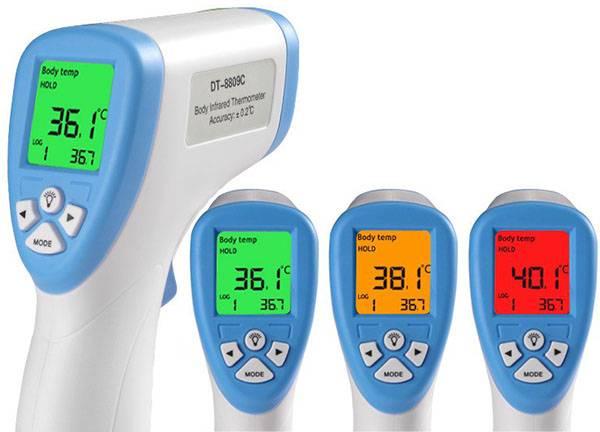 Умные термометры для детей