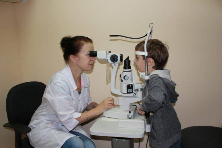 Причины и лечение астигматизма у детей