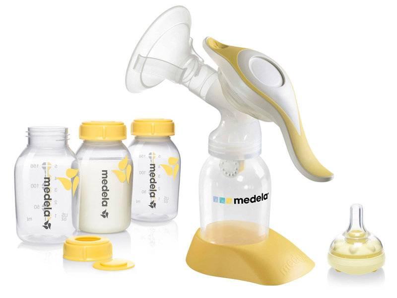 Какой молокоотсос лучше: электрический ручной, описание и обзор моделей