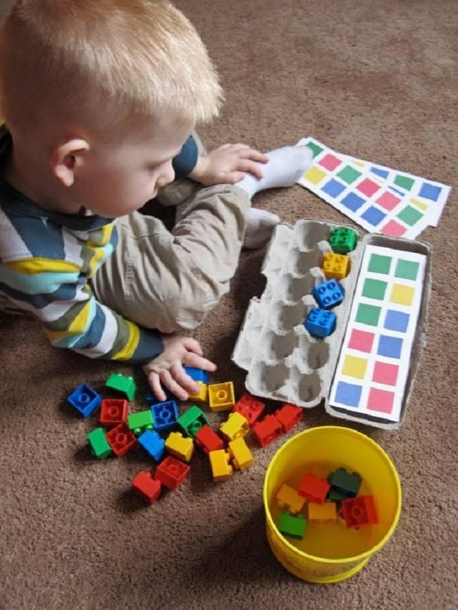 Развивающие игры для детей 4-5 лет в детском саду. картотека